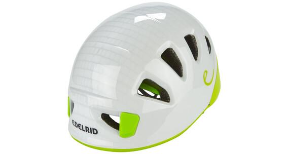 Edelrid Shield II klimhelm maat 1 grijs/groen